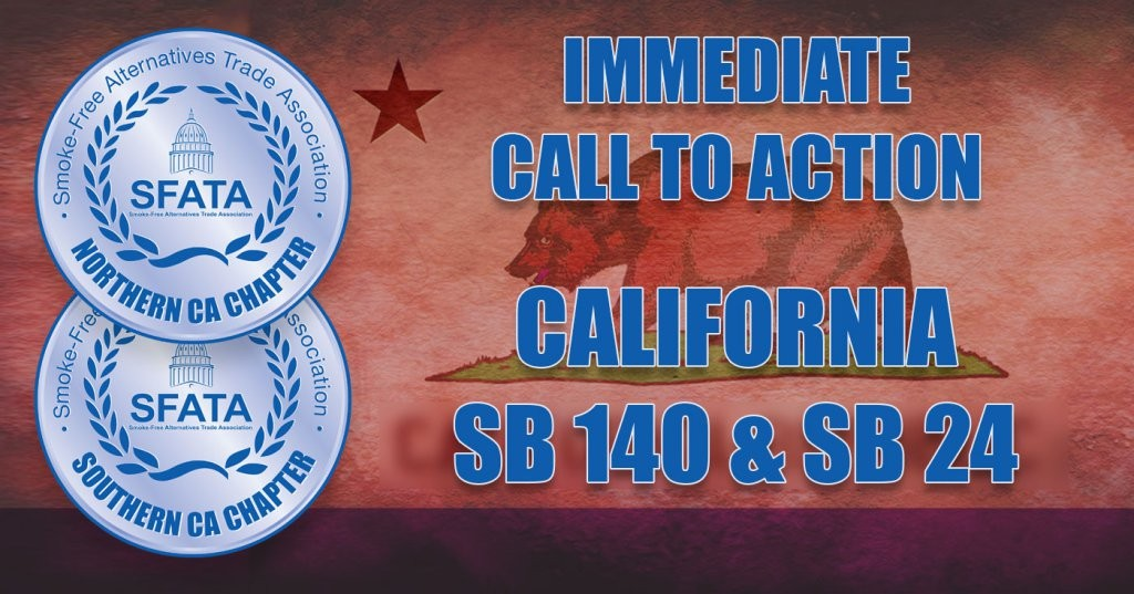 Immediate Call To Action : SB140 and SB24, April 8th in the Senate Health Committee